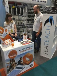 Sea-Tags at the London Boat Show