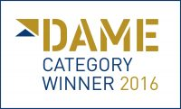 Category winner du DAME Award
